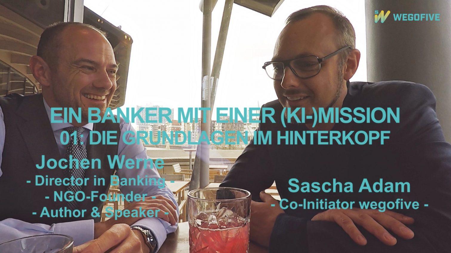 WEGOFIVE Interview mit Jochen Werne